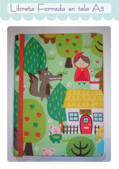 Libretas Handmade de tela!!, Textil, Patchwork, Papel, Diarios, Papel, Cuadernos