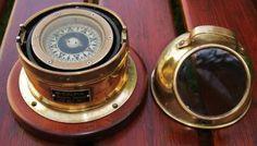 ANTIQUE BINNACLE SHIP COMPASS YACHT Vintage Compass, Sea, Antiques, Antiquities, Antique, The Ocean, Ocean, Old Stuff