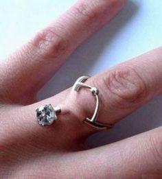 #piercing #finger #ring #bodymodifications
