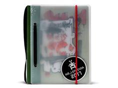 Taschenkalender - KA_LEN_DIAR / Kalender 2017 - Recycling / no.61 - ein Designerstück von lenm bei DaWanda