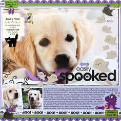 {spooked} by Candice Greenway @2peasinabucket