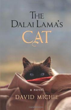 The Dalai Lama's Cat by David Michie, http://www.amazon.com/dp/1401940587/ref=cm_sw_r_pi_dp_JbVYub03GWETW