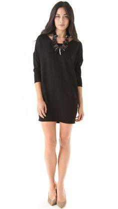 Velvet Tara Ponte Dress (www.shopbop) $159.00