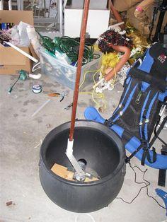 Stirring Cauldron How-to