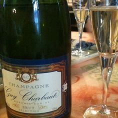 Champagne Guy Charbaut Brut NV