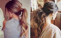 8 penteados rápidos (muito rápidos mesmo) para você arrasar - Beleza - CAPRICHO
