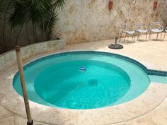 Outside Pool, Tub, Outdoor Decor, Home Decor, Bathtubs, Decoration Home, Room Decor, Home Interior Design, Bathtub