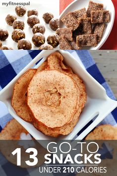For better or for worse, snacking is a common side effect of our on-the-go lifestyles. Since snacks can easily make or break our daily calorie budget, it's important to choose smart options especially when trying to lose weight. Make some of these yummy snack recipes in a batch and store them till you need a …