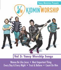 #KidminWorship vol 3: Yancy Worship Songs!