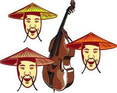 3 Chinesen mit dem Kontrabass........omg, I STILL sing this sometimes!!