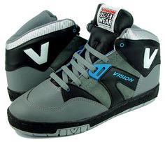 Vision Street Wear - Shockwave Shoes