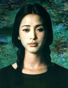 xie chuyu art | Ressam Xie Chuyu , 1962 yılında Guangdong Eyaleti Shantou Sehri'nde ...