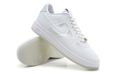 2013 Nike Lunar Force 1 Easter Hunt Qs Shoes All White