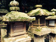 Nara lanterns.. Nara, Lanterns, Gazebo, Travelling, Journey, Outdoor Structures, Kiosk, Deck Gazebo, The Journey