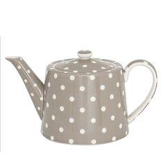 teapot / GreenGate Teekanne Naomi Beige / nostalgie im kinderzimmer / €42.50