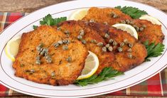Pork Schnitzel - In the Kitchen with Stefano Faita