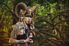 All About Horns and Lightning Cosplay's Tutorials