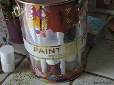 Far de beauté : paint party Formula X #nailart