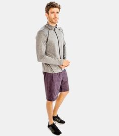 Check out the men's shorts collection from Alanic US. It is fresh and fashionable that will take your style quotient to a whole new level. Visit the website now and place an order. Camo Shorts, Purple Shorts, Running Tights, Workout Shorts, Yoga Shorts, Mens Activewear, Yoga For Men