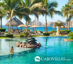 Villa la Estancia Resort offers a luxurious setting for a romantic getaway in Cabo San Lucas #Mexico - Info: http://www.cabovillas.com/properties.asp?PID=87 #travel #weather #LosCabos #Cabo #honeymoon #beach #vacation