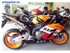 HONDA - CBR 1000 RR - 5.600 € | Sevilla | Sevilla Honda Cbr 1000rr, Motorcycle, Future, Vehicles, Sevilla, Future Tense, Motorcycles, Car, Motorbikes