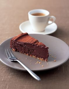 Truffle torte recipe from Desserts by James Martin | Cooked