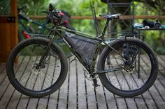 I ignored the typical ideas of a touring bike and rolled into Africa with the Surly ECR, complete with Knards. Here are my thoughts after KMs. Touring Bicycles, Touring Bike, Trek Bikes, Cycling Bikes, Mtb, Cross Country Bike, Mountain Bike Tour, Mountain Biking, Urban Bike