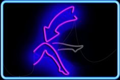 To remember the symbol for Neon, Ne, imagine a neon arrow pointing to a knee.