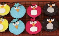 Muffiny -Angry Birds