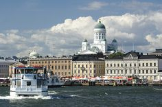 Helsinki Finland Sightseeing Day Trip City Break Travel Tips Places To Travel, Places To See, Places Ive Been, Finland Summer, Walled City, City Break, Helsinki, Day Trip, Travel Tips