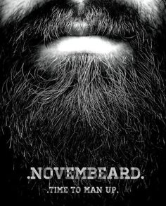 Novembeard//