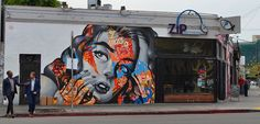 Tristan Eaton (2013) - Los Angeles, California (USA)