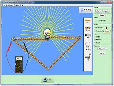 Activity that you can do electrical circuits and experiment virtually like you're in a laboratory.