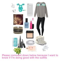 """""""One day"""" by adords1 ❤ liked on Polyvore featuring NIKE, Accessorize, AT&T, Blue Nile, MAC Cosmetics, Lauren B. Beauty, NARS Cosmetics, Eloquii, Chanel and Marc Jacobs"""