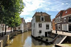 Charming Villages in Europe: Oudewater, Netherlands