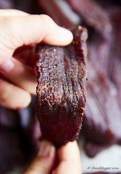 Traditional Beef Jerky Marinade