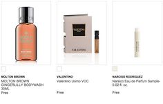 Lord and Taylor: 5 pcs deluxe samples + 1 bag with $125 beauty purchase + 5 samples
