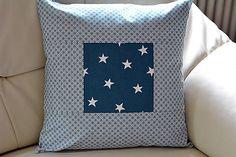 klaura / Návliečka na vankúš  Hviezdy v kocke