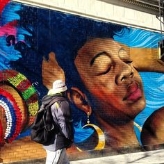 Andre Trenier in the Bronx, NYC