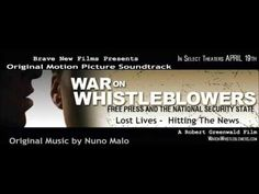 War On Whistleblowers - Lost Lives Hitting The News - Testinomy - YouTube