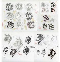 Zebra logo sketches by Corporate Design, Branding Design, Corporate Style, Logo Evolution, Gfx Design, Car Design Sketch, Logo Process, Process Art, Design Process