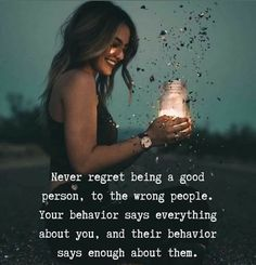 Let them live a life of regrets. Be positive and focus on yourself Let them live a life of regrets. Be positive and focus on yourself Now Quotes, Life Quotes Love, True Quotes, Great Quotes, Good Sayings, Badass Quotes, Awesome Quotes, Funny Quotes, Motivational Quotes In English