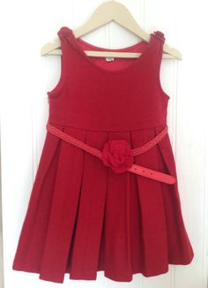 Red little girls Winter princess dress at ideal for Christmas party's www.littleandpinkboutique.co.uk Boutique Party Dresses, Winter Princess, Little Girls, Two Piece Skirt Set, Sequins, Skirts, Red, Christmas, Fashion