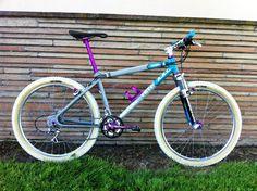 "95"" Yeti Hardtail, remember lusting after yeti's bikes"
