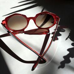 Zanzan 'Ortolan' sunglasses ~ available at http://zanzan.co.uk/products/ortolan-4 #eyewear #handmadeinitaly