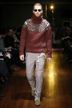Michael Bastian Fall/Winter 2014 - New York Fashion Week