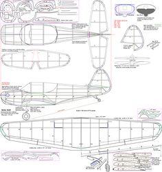 1599 Best Balsa Wood Model Airplane Plans Images Model Airplanes