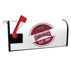 South Carolina Gamecocks Magnetic Mailbox Cover, Multicolor