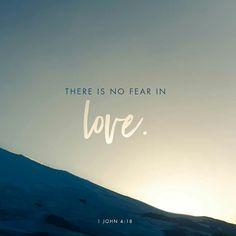 1 John There is no fear in love. Instead, perfect love drives away fear. That's because fear has to do with being punished. The one who fears does not have perfect love. Bible Verses Quotes, Bible Scriptures, Scripture Verses, Inspirational Scriptures, Daily Scripture, Uplifting Quotes, Love Cast, Youversion Bible, Gods Glory