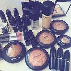 Hi guys I'd love to know some of your MAC must-haves? The only thing I own by them is a couple of lipsticks and I feel like treating myself to some nice makeup! I want to get the 'Soft And Gentle' skin finish...are there any other products that are like SO BLOODY GOOD? Haha Ty in advance!!